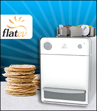 Flatev Tortilla Machine
