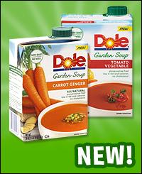 Dole Garden Soups