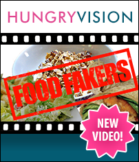 Hungryvision: TOP ATE Food Fakers Revealed