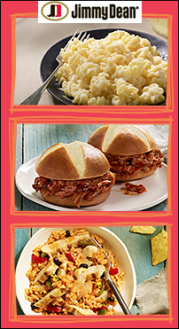 Jimmy Dean Delights Beyond Breakfast Sandwiches & Bowls