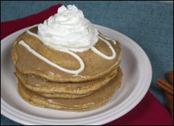 HG's Cinn-fully Good Pancake Stack
