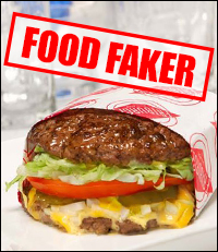 Food Faker: Fatburger Protein-Style Burger