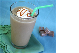 HG's Cara-mellow Coffee Freeze