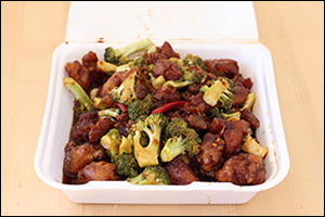 General Tso's Chicken, Average