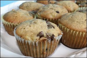Chocolate Chip Muffin, Average