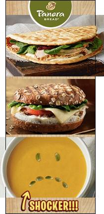 New Fall Picks (and Skips) at Panera Bread!
