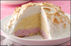 HG's Big Beautiful Baked Alaska