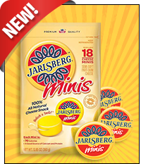 Jarlsberg Minis