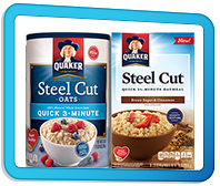 Top Ate for 2015: Quaker 3-Minute Steel Cut Oatmeal