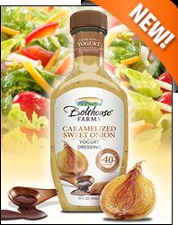 Bolthouse Farms Caramelized Sweet Onion Yogurt Dressing