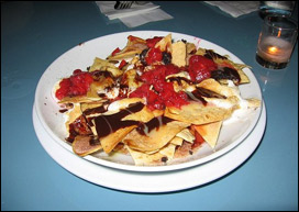 Dessert Nachos, Average