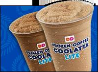 Dunkin' Donuts Coolatta Lite Blended Drinks