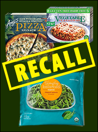 Amy's Spinach Products & More