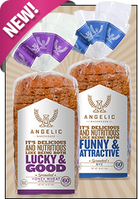 Angelic Bakehouse Sprouted Breads