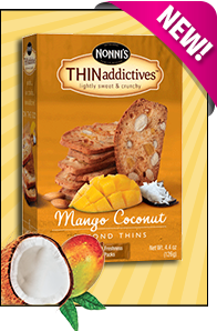 Nonni's Mango Coconut Almond THINaddictives