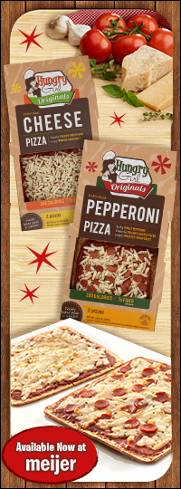 Hungry Girl Originals Pizza Hits Store Shelves