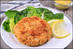How Many Calories In A Maryland Crab Cake