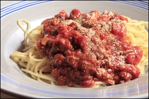 Spaghetti Bolognese, Average