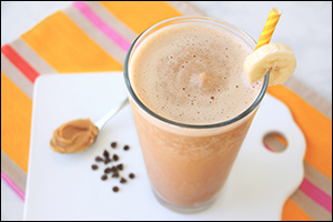 Hungry Girl's PB Chocolate 'Nana Smoothie