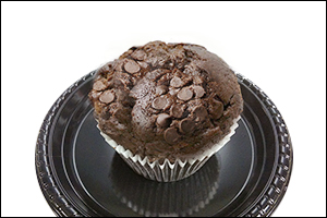 Chocolate Muffin with Chocolate Chips, Average