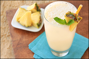 Hungry Girl's Perfect Piña Colada