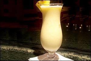 Piña Colada, Average