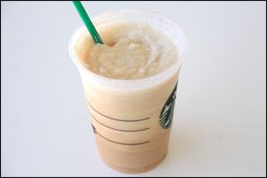 Starbucks' Caffè Vanilla Frappuccino Blended Coffee