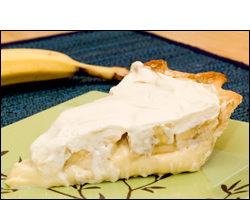 Banana Cream Pie, Average