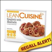 Spaghetti & Meatball Recall!