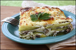 HG's Hungry Girlfredo White Lasagna