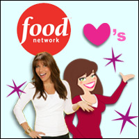 HG on Food Network?! YES!!!