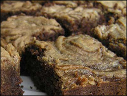 Peanut Butter Brownies, Average