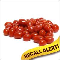 Uh-Oh! Tomato Recall!