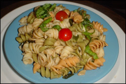 Pasta Salad, Average