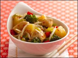 HG's Sweet & Sour Chicken 1-2-3