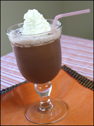 HG's Chilly Chocolate Mudslide