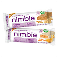 Snack Be Nimble!