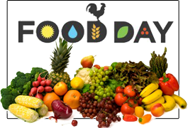 How Will YOU Celebrate Food Day?
