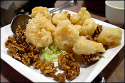 Honey Walnut Shrimp, Average