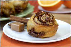 HG's Nutty Caramel-Coated Sticky Buns