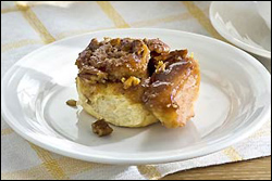 Pecan Caramel Sticky Buns, Average