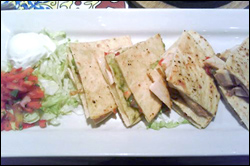 Chili's Chicken Club Quesadillas