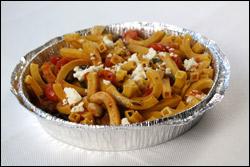 Romano's Macaroni Grill Eggplant Quadratini