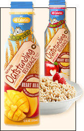 Nothing Like a Refreshing Bottle of... Oats?