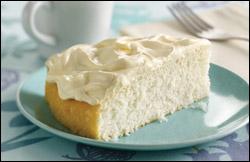 HG's Frosty the Vanilla Cake