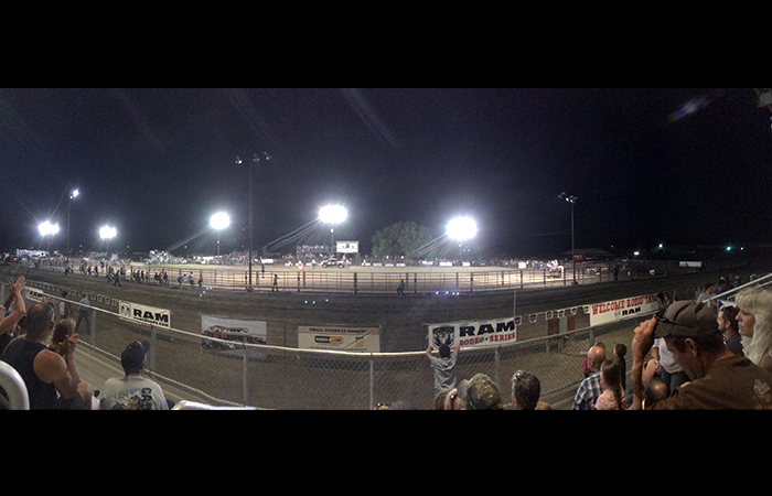 Montrose Rodeo.