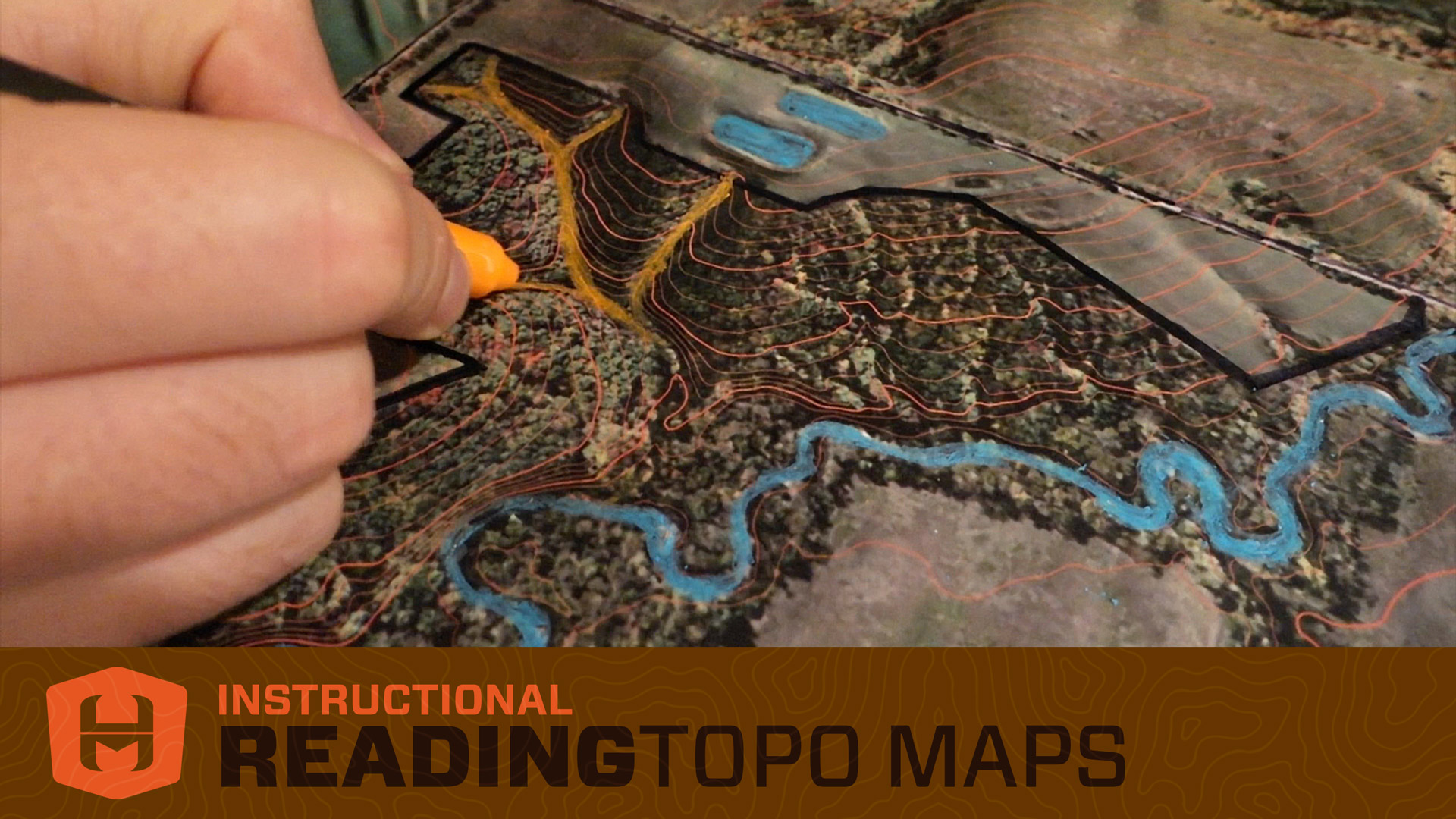 Reading Topo Maps