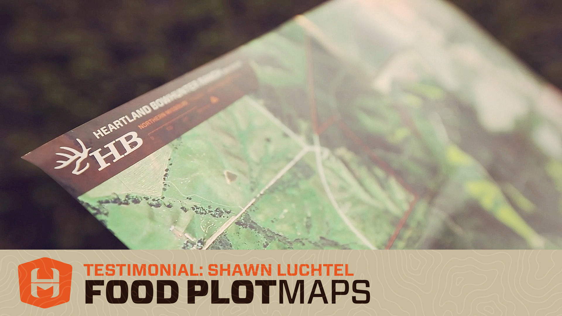 Food Plot Maps