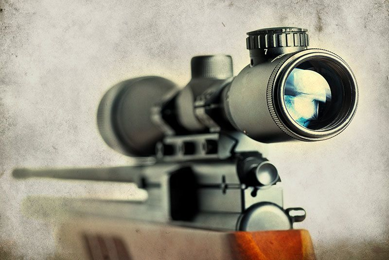 buy hunting rifle