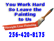 Website for Straight Line Painting